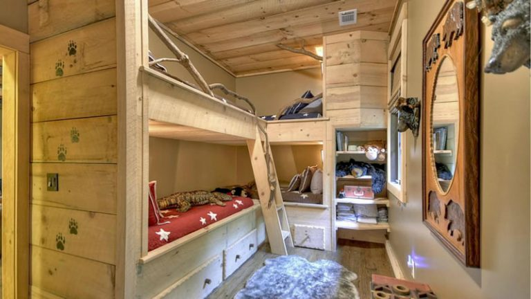 Custom Bunkbeds Blue Ridge