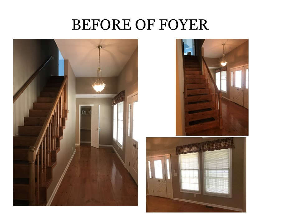 Before of Foyer