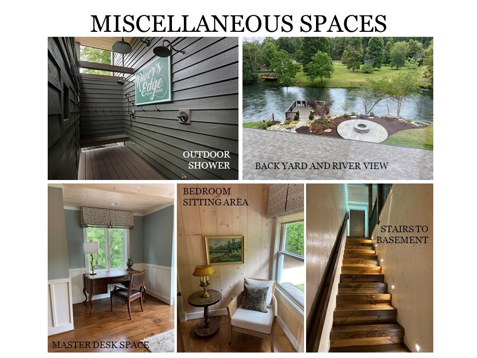 Miscellaneous Spaces