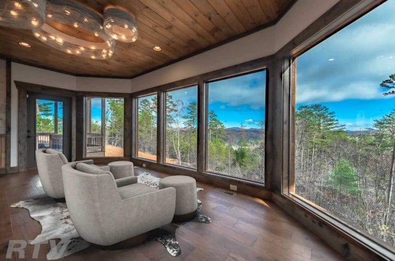 Ridgeline Retreat: A Residential Design Project by Studio Trimble